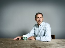 CEO Starbucks Coffee