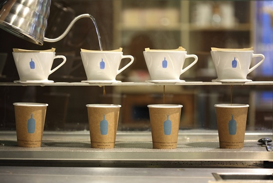 JAMES FREEMAN – ÔNG CHỦ BLUE BOTTLE COFFEE